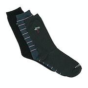 Globe Dion Mantra Deluxe Sock 3 Pack Socks
