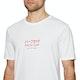 Globe Half Cut Short Sleeve T-Shirt