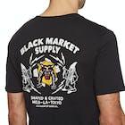 Globe Market Short Sleeve T-Shirt