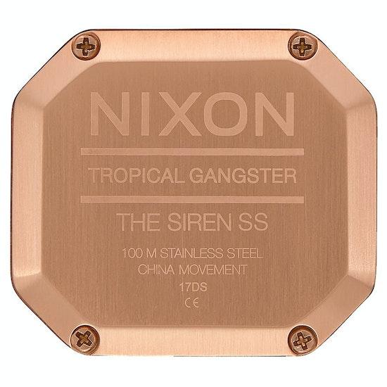 Nixon Siren Ss Watch