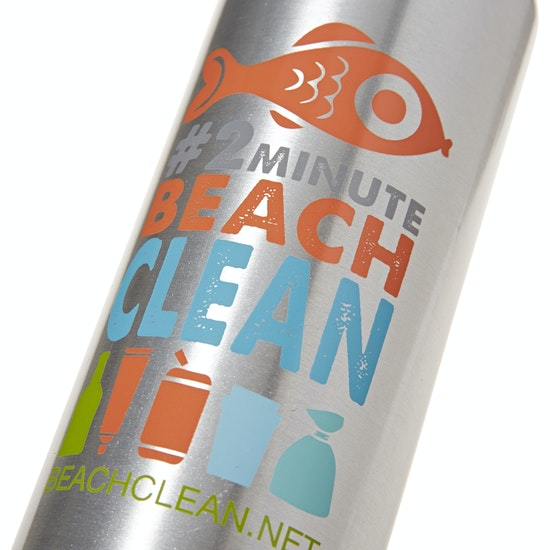 Bouteille d'Eau 2 Minute Beach Clean Drink