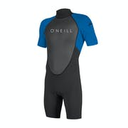 O'Neill 2mm Reactor II Back Zip Shorty Kids Wetsuit