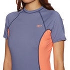 O'Neill Premium Skins Short Sleeve Ladies Rash Vest