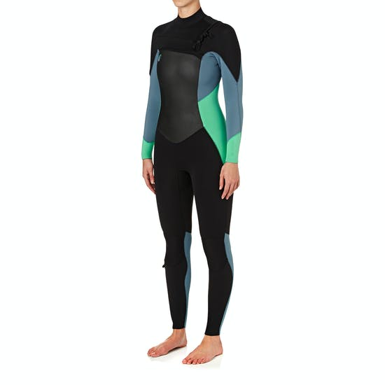O'Neill Womens O'riginal 4/3mm 2018 Chest Zip Wetsuit