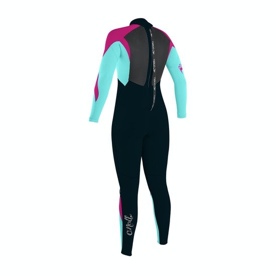 O'Neill Girls Epic 4/3mm Back Zip Girls Wetsuit