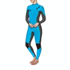 O'Neill Womens Hyperfreak 3/2mm Chest Zip Wetsuit