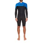 O'Neill 2mm Hammer Chest Zip Long Sleeve Shorty Wetsuit
