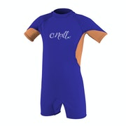 O'Neill Toddler Ozone UV Shorty Girls Rash Vest