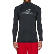 O'Neill Skins Long Sleeve Turtleneck Rash Vest