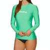 O Neill Basic Skins Long Sleeve Surf T-Shirt - Seaglass