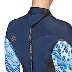 O'Neill Womens Flair 4/3mm Back Zip Wetsuit