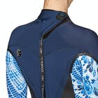 O Neill Womens Flair 4/3mm Back Zip Wetsuit