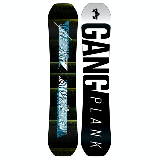 Snowboard Rome Gang Plank Midwide 2018