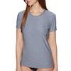 O'Neill Hybrid Short Sleeve Surf T-Shirt - Mist
