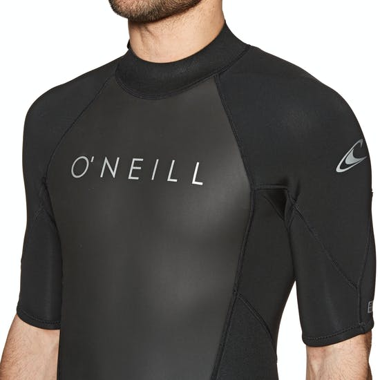O Neill Reactor II 2mm Back Zip Shorty Wetsuit