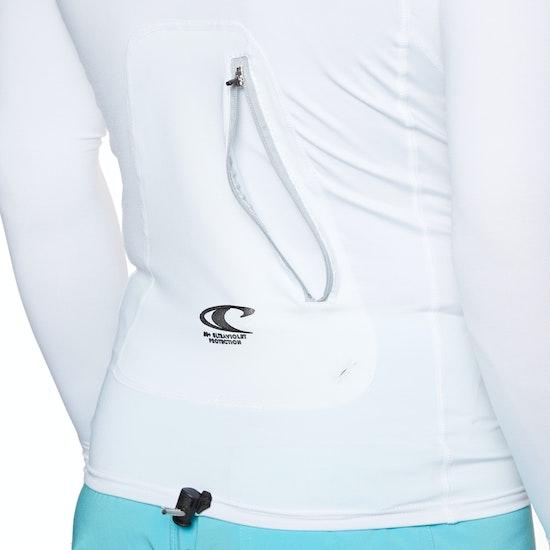 Licra O'Neill Skins Ozone Long Sleeve Hooded