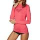 Roxy Whole Hearted Long Sleeve Womens Rash Vest