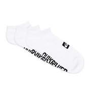 Quiksilver 3 Pack Ankle Fashion Socks