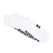 Quiksilver 3 Pack Ankle Socks