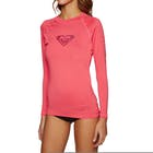 Roxy Whole Hearted Long Sleeve Ladies Rash Vest