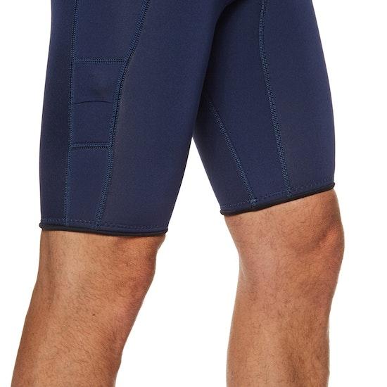 O'Neill Hammer 2mm Chest Zip Shorty Wetsuit