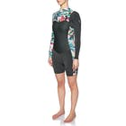 Roxy Performance 2mm 2018 Chest Zip Long Sleeve Ladies Wetsuit