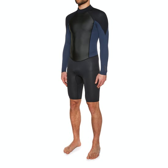 O'Neill O'riginal 2mm Back Zip Long Sleeve Shorty Wetsuit