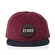 Etnies Patched Snapback 帽子