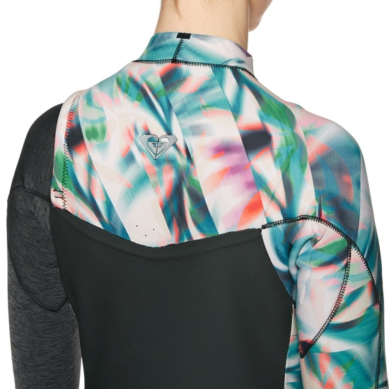 Roxy Performance 2mm 2018 Chest Zip Long Sleeve Womens Wetsuit