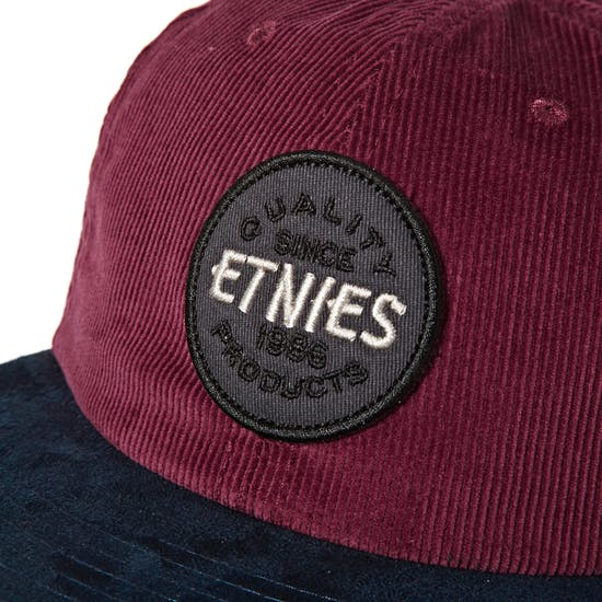 Etnies Patched Snapback Mens Cap