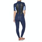 O'Neill Womens Bahia 2mm Back Zip Short Sleeve Wetsuit