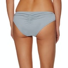 SWELL Talia Ruched Back Bikini Bottoms