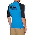 Quiksilver On Tour Short Sleeve Mens Rash Vest