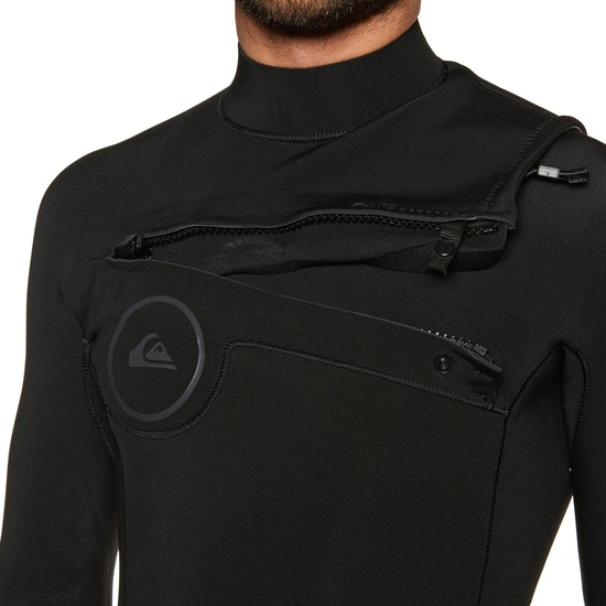 Quiksilver Syncro 4/3mm Chest Zip Гидрокостюм