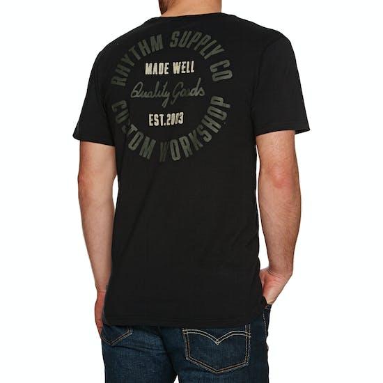 Rhythm Workshop Short Sleeve T-Shirt