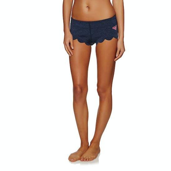 Roxy 1mm 2018 Pop Surf Scalop Ladies Wetsuit Shorts