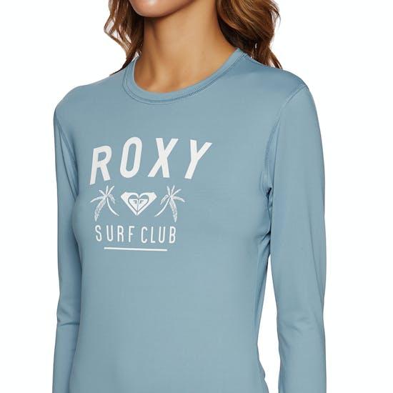 Roxy Enjoy Waves Long Sleeve Womens Surf T-Shirt