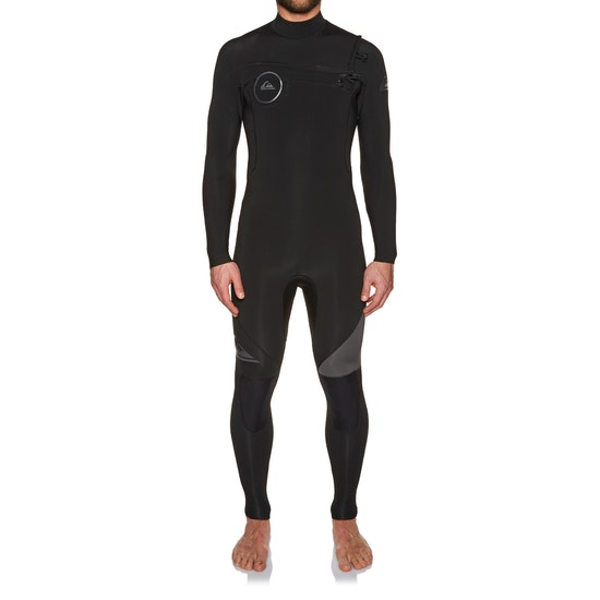Quiksilver Syncro 3/2mm 2018 Chest Zip Wetsuit