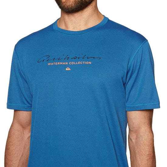 Quiksilver Gut Check Short Sleeve Surf T-Shirt