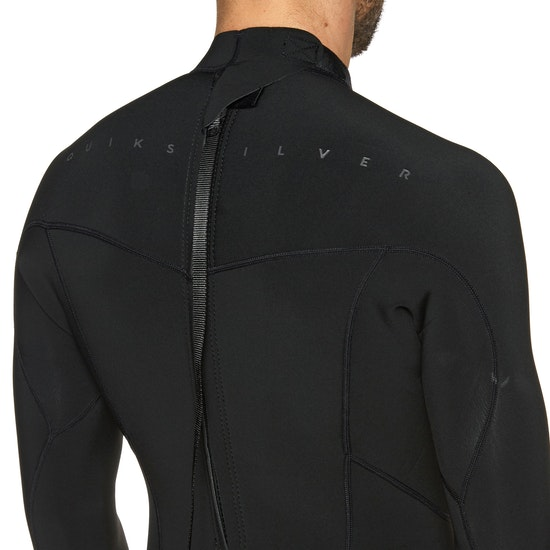 Quiksilver Syncro 2mm 2018 Back Zip Long Sleeve Shorty , Våtdräkt
