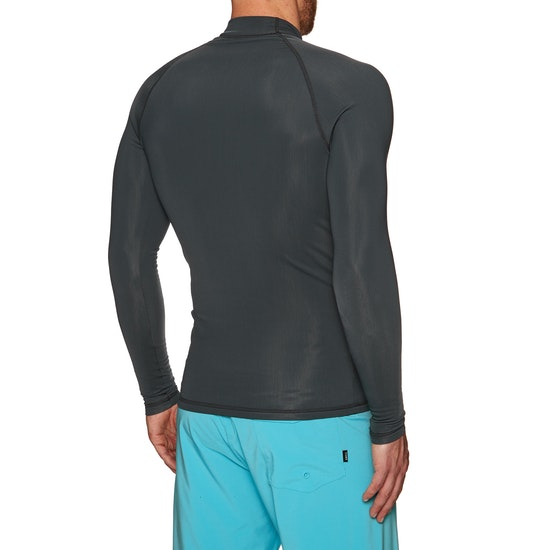 Quiksilver Heater Long Sleeve Rash Vest