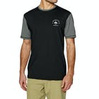 Quiksilver Colour Blocked Surf T-Shirt
