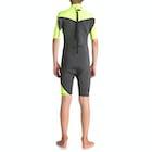 Quiksilver Syncro 2mm Back Zip Short Sleeve Kids Wetsuit