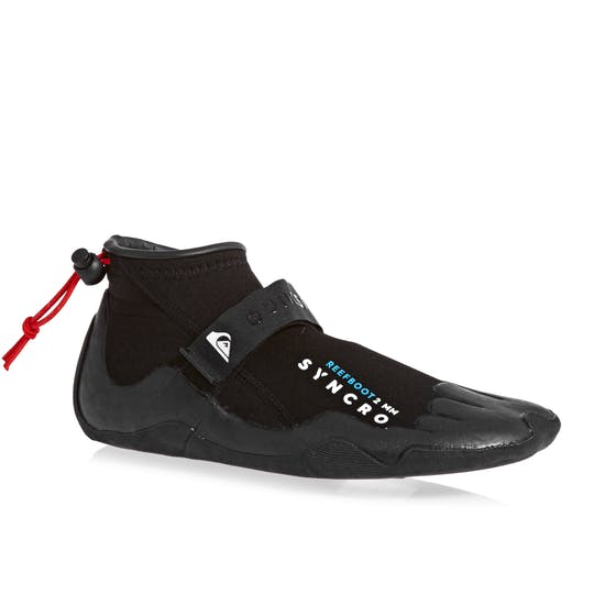 Quiksilver Syncro 2mm 2018 Round Toe Wetsuit Boots