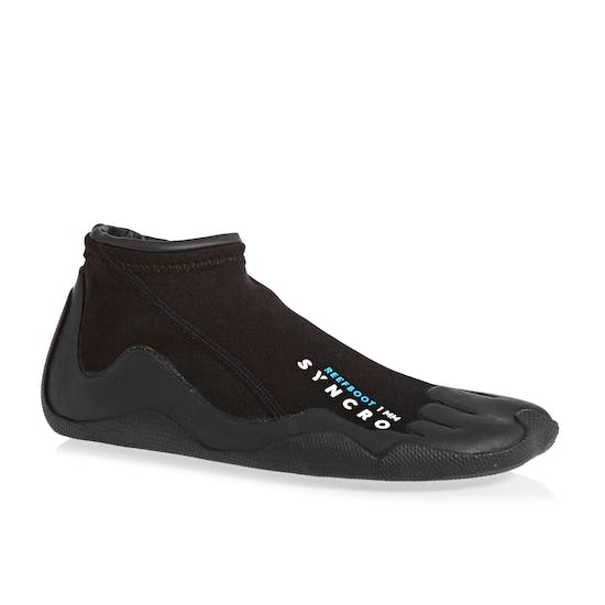 Quiksilver Syncro 1mm 2018 Reef Wetsuit Boots