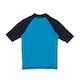 Quiksilver Bubble Dream Short Sleeve Rash Vest