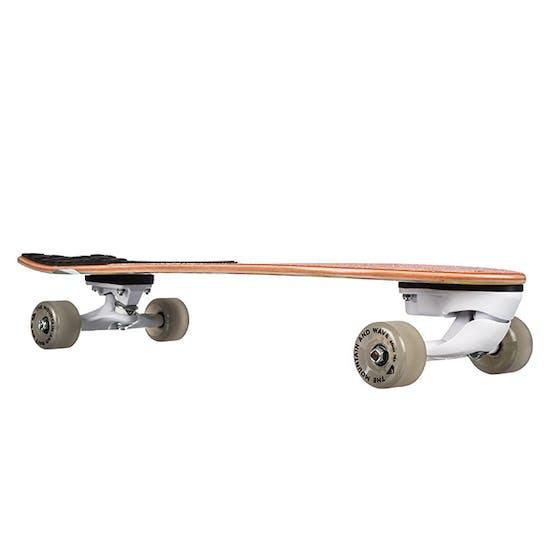 Quiksilver Trucker Rex Surf Truck 28 Inch Skateboard