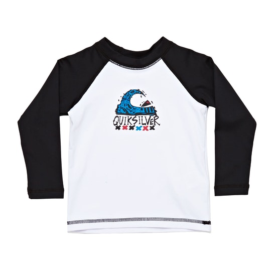 Quiksilver Bubble Dream Long Sleeve Rash Vest