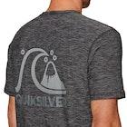 Quiksilver Heritage Surf Mens Surf T-Shirt