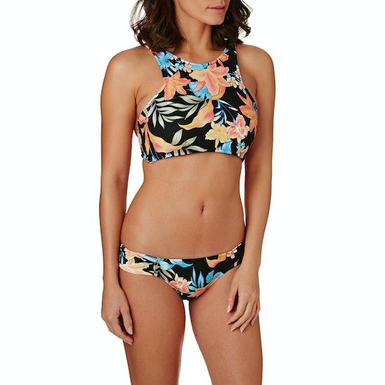 Rhythm Leilani Tropic Pant Bikini Bottoms